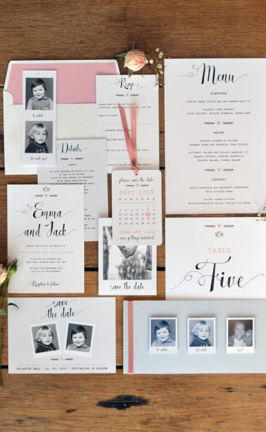 Lillybear award winning wedding stationery in north wales photograph home page wedding stationery junglespirit Gallery